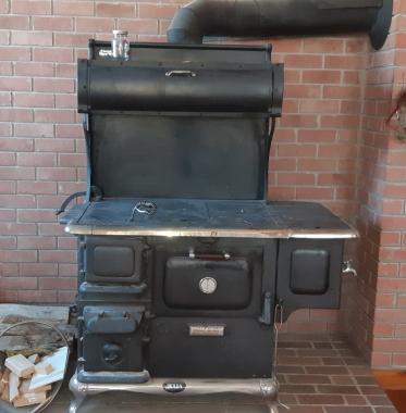 Original Elmira wood stove